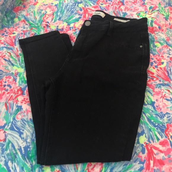 Angels Pants - Black Jeans -12
